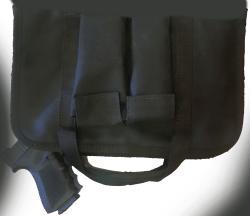 concealed handgun or not